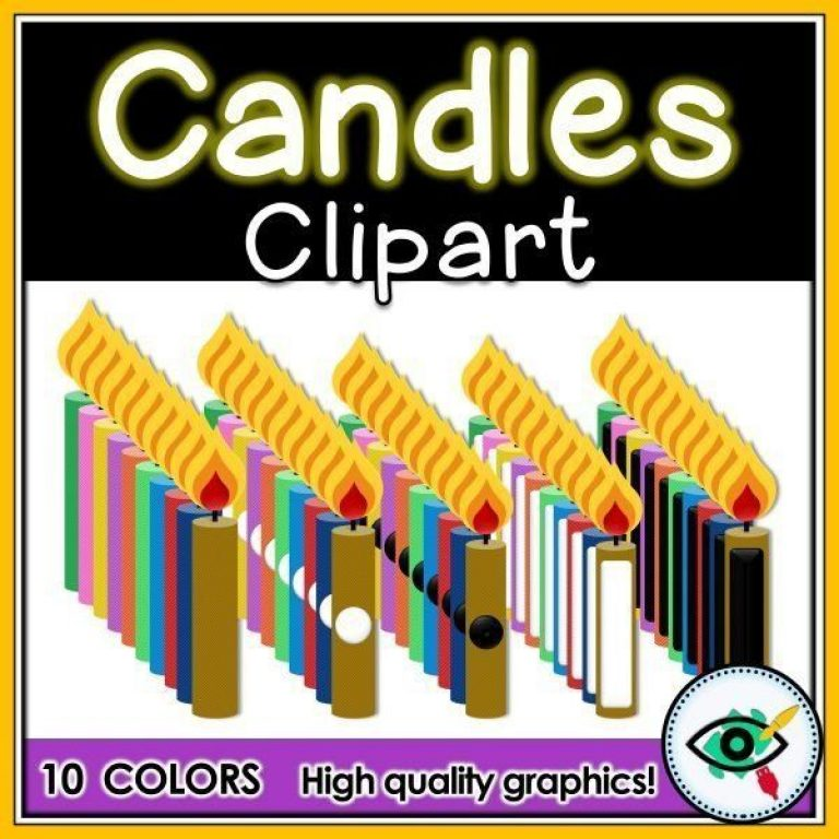 candles-clipart-title