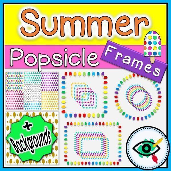 summer-popsicle-frames-clipart-title